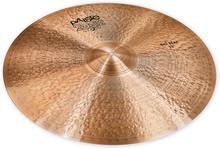 "Paiste 24"""" 2002 Black Big Beat Cymbal"