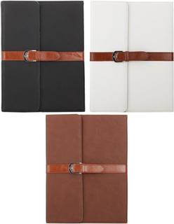 Fodral iPad Air 2 - Brunt bälte svart