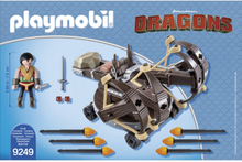 Playmobil Dragons Eret med ballist med fyra skott 9249