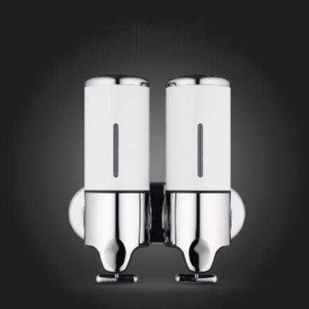 Såpe dispenser 1000ml - Hvit