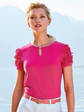 Gürtel Uta Raasch pink