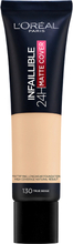Infaillible 24H Matte Cover True Beige -