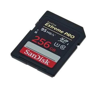 SanDisk SD Extreme Pro 256 GB