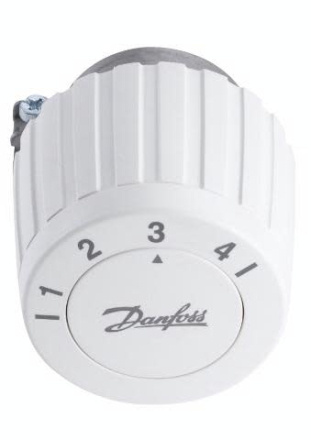 Danfoss termostat FJVR 10-50 grader med spendbånd