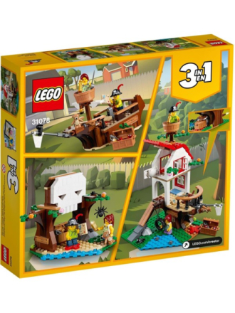 Creator Tree House Treasures - 31078 - Proshop