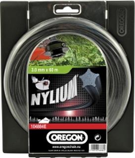 Trimmertråd Oregon Nylium Starline 2,4 mm x 15 m