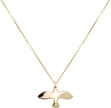 Dove Necklace Small Gold