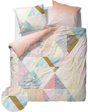 Essenza Sengesæt - 140x220 cm - Essenza Marx fersken sengetøj