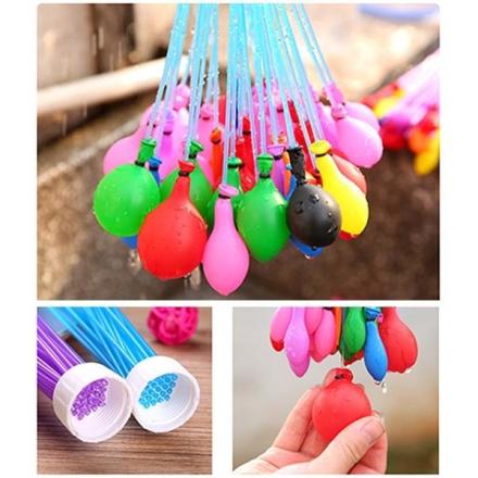 Magiske vannballonger
