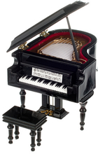 agifty Grand Piano With Gift Box