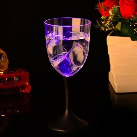 Blinkende Party vinglass