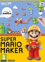 Super Mario Maker + Artbook (Wii-U)