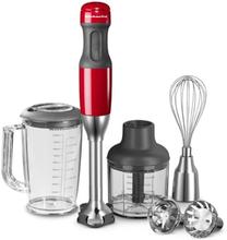 KitchenAid stavblender - Classic - Rød