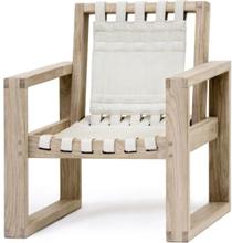 Änglamark stol - Collect Furniture Frame Chair - Small - Eg/hvid