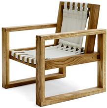 Änglamark stol - Collect Furniture Frame Chair - Small - Natur eg/hvid
