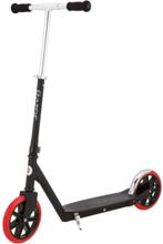Razor løbehjul - Carbon Lux - Sort/rød