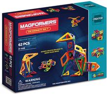 Magformers byggesæt - Designer set - 62 dele