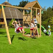 Jungle Gym Club legetårn med gyngemodul