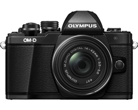 Olympus OM-D E-M10 Mark II + 14-42/3,5-5,6 EZ (V207052BE000)