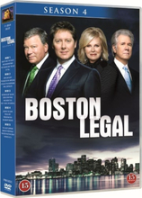 Boston Legal - Sesong 4 (5 disc)