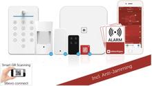 SikkertHjem alarmsystem - S6evo