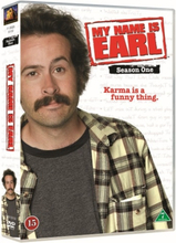 My Name Is Earl - Sesong 1 (4 disc)