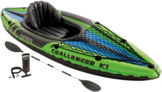 Intex oppustelig kajak - Challenger K1