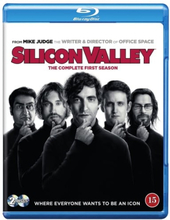 Silicon Valley - Sesong 1 (Blu-ray) (2 disc)
