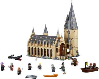 Stora salen på Hogwarts - Lego Harry Potter 75954