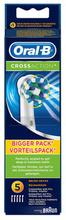 CrossAction Borsthuvud för Oral-B eltandborste