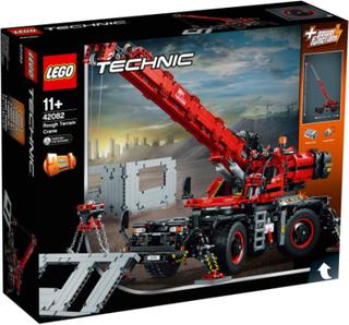 LEGO Technic Terrængående kran
