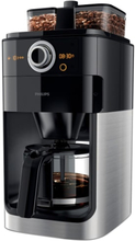 Philips kaffemaskine - Grind & Brew - HD7769/00