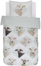 Sengetøj Covers & Co - 140x200 cm - 100% bomulds renforcé - Covers & Co Lamsy