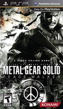 Metal Gear Solid: Peace Walker (#) (PSP)