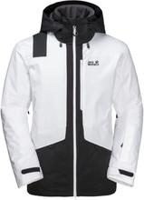 Jack Wolfskin Men's Big White Jacket Herre skijakker fôrede Hvit M