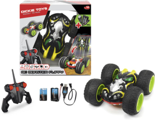 Dickie Toys fjernstyret bil - Monster Flippy