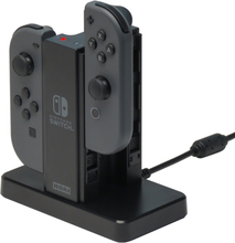 Joy-Con Charge Stand Nintendo Switch Grå/Sort