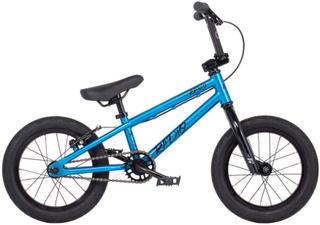 "Radio Revo 14.5"" 2020 Freestyle BMX Cykel 14.5"" Cyan"
