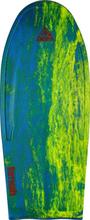 "Wave Skater Chimaera Barracuda Bodyboard 54"" Yellow/Agua"