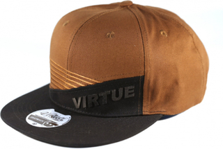 Virtue Snapback Hat - Marauder Brown