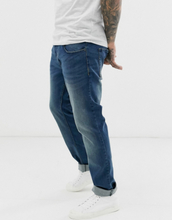 French Connection blue wash skinny fit jeans-White