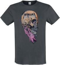 Metallica - Amplified Collection - Sad But True -T-skjorte - koksgrå