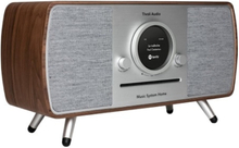 Tivoli Audio Music System Home Walnut/Gray