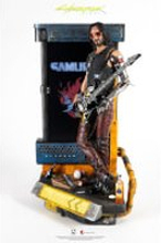 PureArts CyberPunk 2077: Johnny Silverhand 1/4 Scale Statue - Variant (Comes with Exclusive 1/4 Scale Guitar Accessory and Digital Content)