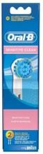 Oral-B Vaihtoharjat Sensitive 2 kpl