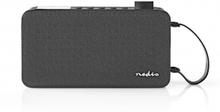 Digital DAB+-radio   12 W   FM   Bluetooth®   Svart/svart