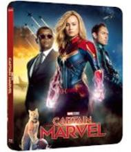 Captain Marvel - Zavvi Exklusives 3D Lenticular Steelbook (Inkl. 2D Blu-ray)