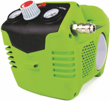 Greenworks Sladdlös luftkompressor utan 24 V-batteri GD24AC 4100302