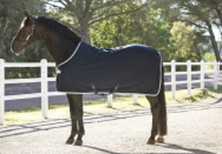 Svettäcke Horseware Amigo Jersey, Marin