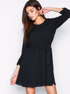 Vila Vilucy L/S Dress-Noos Skater dresses